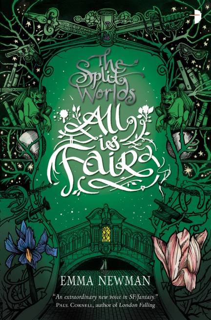 all is fair cover