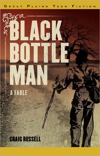 cover - black bottle man