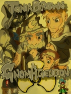 Cover - Gnomagedon by Tonai Brown
