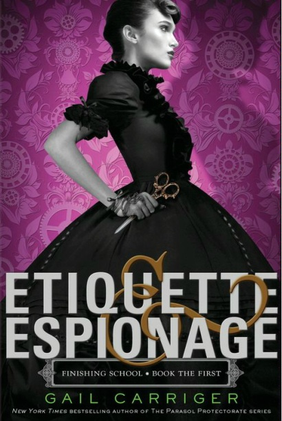 cover of etiquette and espionage
