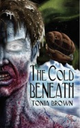 Cover - The Cold Beneath by Tonia Brown