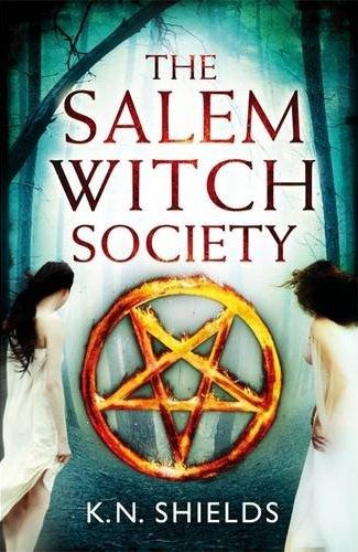 Cover - The Salem Witch Society