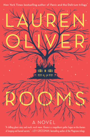 Rooms by Lauren Oliver cover