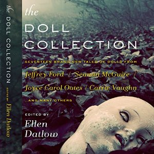 audiobook cover the doll collection