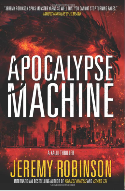 apocalyse machine cover
